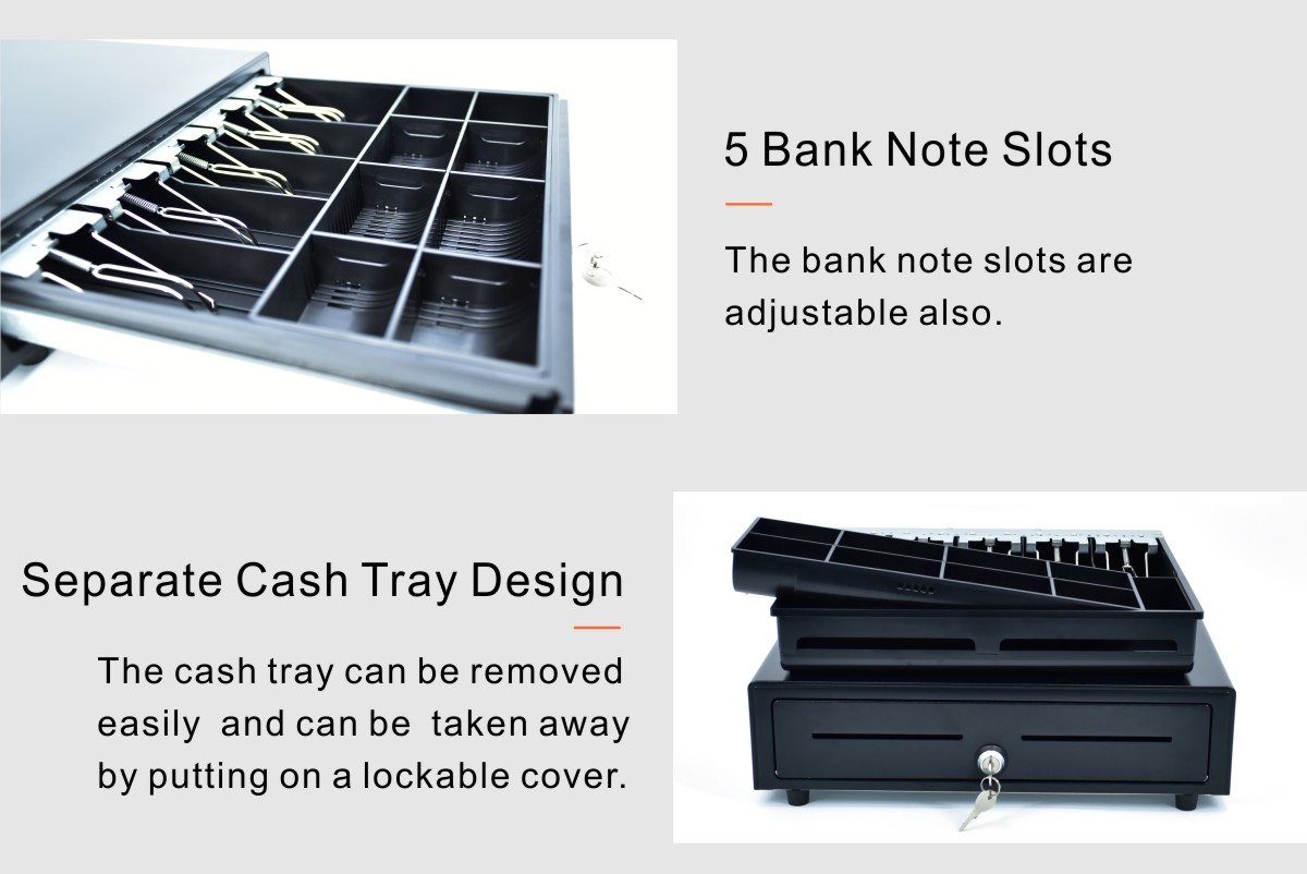 Factory cash drawer