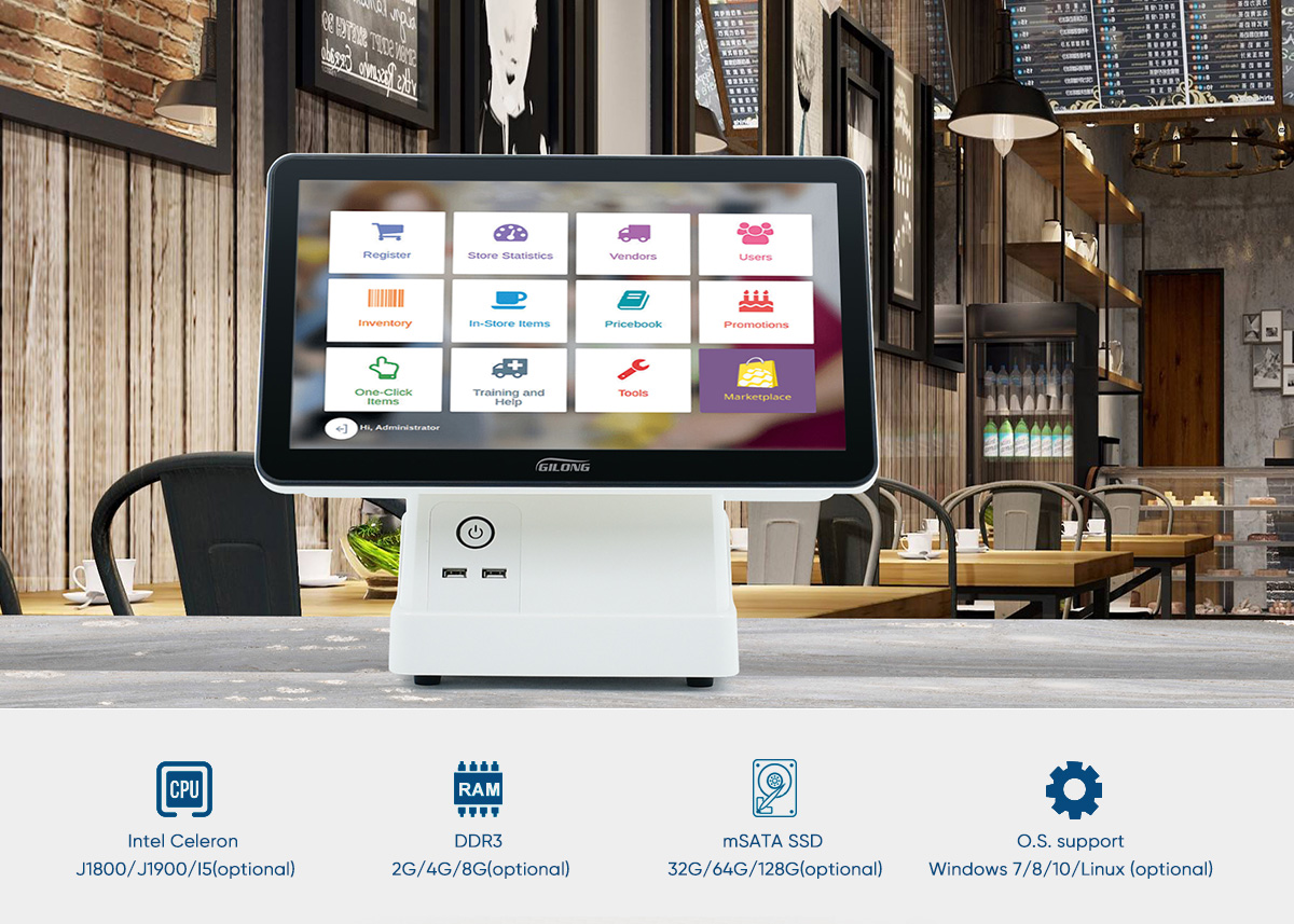 bar point of sale systems
